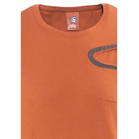 E9 Big Ball T-Shirt Man Brick